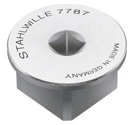 STAHLWILLE スタビレー アダプター・ユニバーサルジョイント (1/4X3/4) スクエアドライブアダプター (58521087)