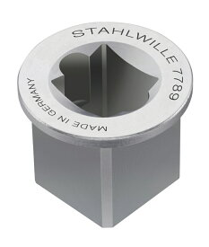STAHLWILLE スタビレー アダプター・ユニバーサルジョイント (1/2X3/4) スクエアドライブアダプター (58521089)