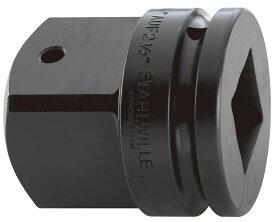 STAHLWILLE スタビレー アダプター・ユニバーサルジョイント (1.1/2インチSQ) インパクトアダプター (37030006)