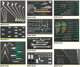 STAHLWILLE スタビレー セット工具 VW/AUDI用ベーシック工具セット (97830820)