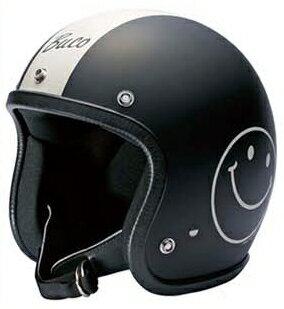 ジェットヘルメット ベビーブコ SMILE BUCO [スマイル ブコ] サイズ:SM(57-58cm)