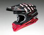 SHOEIショウエイオフロードヘルメットVFX-WRGRANT3[ブイエフエックス-ダブリューアールグラント3TC-1RED/BLACK]ヘルメットサイズ:S(55cm)