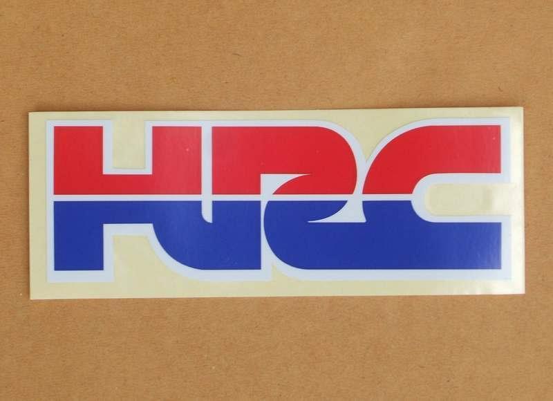 TYGA PERFORMANCE タイガパフォーマンス ステッカー・デカール Genuine HRC sticker