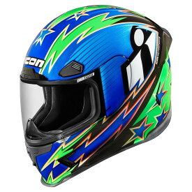 ICON アイコン フルフェイスヘルメット AIRFRAME PRO WARBIRD HELMET[エアーフレーム プロ ワーバード ヘルメット] サイズ:XS(53-54cm)