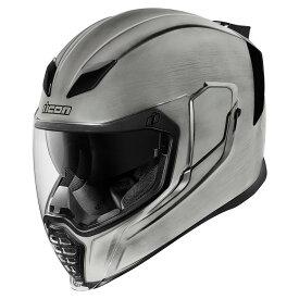ICON アイコン フルフェイスヘルメット AIRFLITE QUICKSILVER HELMET[エアフライト クイックシルバー ヘルメット] サイズ:XL(61-62cm)