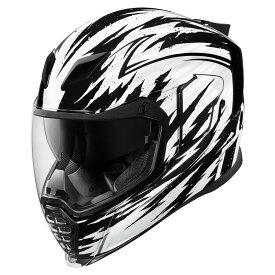 ICON アイコン フルフェイスヘルメット AIRFLITE FAYDER HELMET[エアフライト フェーダー ヘルメット] サイズ:L(59-60cm)