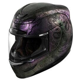 【在庫あり】ICON アイコン フルフェイスヘルメット AIRMADA CHANTILLY OPAL HELMET[エアマーダ シャンティリー オパール ヘルメット] サイズ:M(57-58cm)