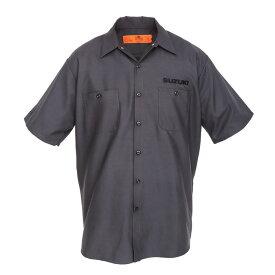 US SUZUKI 北米スズキ純正アクセサリー メカニックシャツ【Mechanics Shirt】