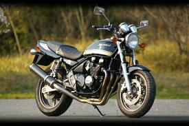MotoGear モトギア フルエキゾーストマフラー 手曲げフルエキゾーストシステムSTDタイプ サイレンサーレス ゼファーX