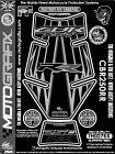 MOTOGRAFIXモトグラフィックスタンクパッドカラー:ブラック/ブラックCBR250RR[MC51](17-)