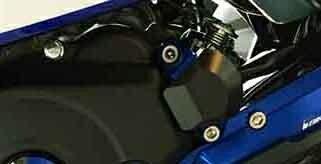 BIKERS バイカーズ ガード・スライダー エンジンガード カラー:ライトゴールド M-SLAZ YZF-R15
