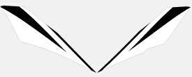 MDF エムディーエフ ステッカー・デカール グラフィックキット アンダーカバーパーツ カラー:SPY XMAX 2018-