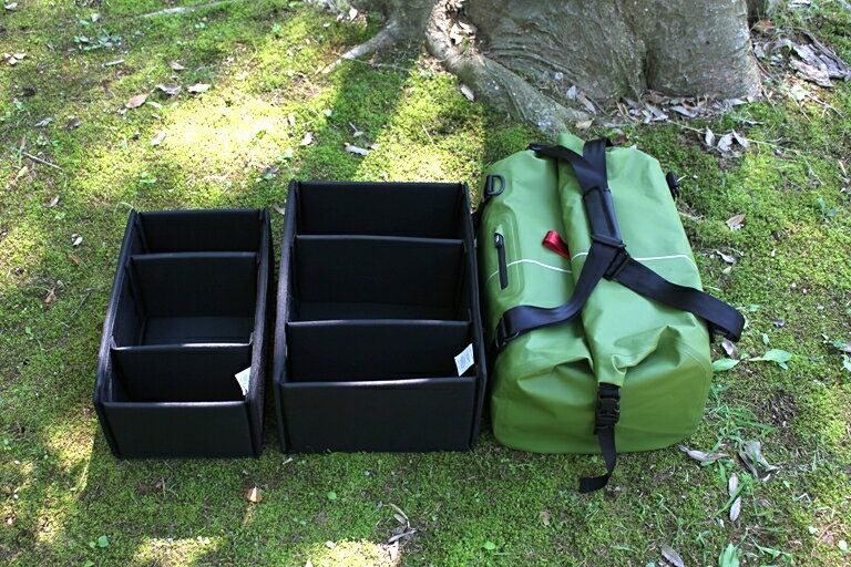 【在庫あり】TTPL ティーティーピーエル その他バッグ Inner box2 [インナーボックス2] サイズ:42×29×19cm (touring 40)