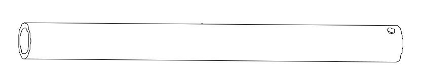 MORIWAKI ENGINEERING モリワキエンジニアリング その他ハンドルパーツ 【ハンドルキット補修部品】ハンドルパイプ VTR1000SP