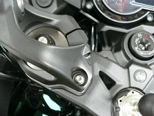 BEET ビート ハンドルポスト ハンドルアップスペーサー サイズ:10mmアップ Ninja H2 SX 18 Ninja H2 SX SE 18