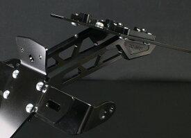 GILD design ギルドデザイン アルミビレットフェンダーレスキット 連結プレートカラー:ブラック 125DUKE 250DUKE 390DUKE