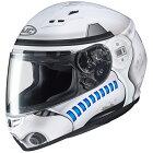 HJCエイチジェイシーフルフェイスヘルメットHJH149STARWARSCS-15STORMTROOPER(ストームトルーパー)サイズ:L(59-60)
