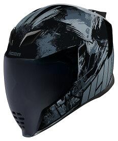 ICON アイコン フルフェイスヘルメット AIRFLITE STIM HELMET [エアフライト STIM ヘルメット] サイズ:S(55-56cm)