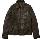 RIDEZライズレザージャケットSEVEN(セブン)ジャケットサイズ:S