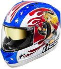 ICONアイコンフルフェイスヘルメットALLIANCEGTHELMET[アライアンスGTヘルメット]DC18GLORY[グローリー]サイズ:XS(53-54cm)