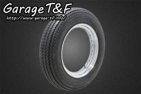 ガレージT&F オンロード・アメリカン/クラシック unilli(ユナリ) ビンテージタイヤ 16×5.00 イントルーダークラシック400