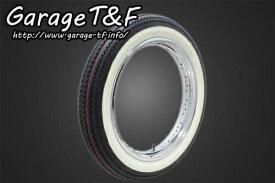 ガレージT&F unilli(ユナリ) ビンテージタイヤ 19×4.00 汎用