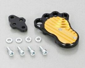 キタコ KITACO ブレーキペダル・シフトペダル ビッグフット カラー:ゴールド グロム モンキー125