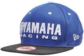 US YAMAHA 北米ヤマハ純正アクセサリー Yamaha Racing New Era(R) Flatbill(ニューエラ フラットビル)