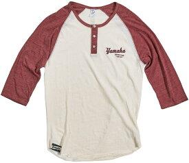 US YAMAHA 北米ヤマハ純正アクセサリー メンズ オープン・ロード・ラグラン・Tシャツ