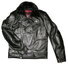 MOTOFIELDモトフィールドレザージャケットMF-LJ138ダブルライダースジャケットサイズ:M