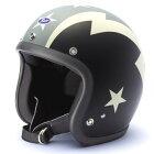 BUCOジェットヘルメットベビーブコTHUNDERBOLT[サンダーボルト]サイズ:SM(57-58cm)