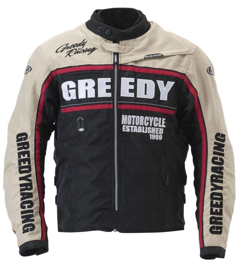 GREEDY グリーディー スポーツライディングウインタージャケット サイズ:M