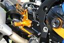 BABYFACE ベビーフェイス バックステップ レースステップキット カラー:ゴールド GSX-R1000 17