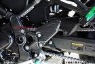 SSKエスエスケーその他ステップパーツヒールプレート仕様:綾織艶ありZ900RSZ900RSCAFE