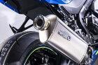 WestPowerウエストパワースリップオンマフラーGSX-R1000R逆輸入モデル(DM11G)(17-)GSX-R1000R国内モデル(2BL-DM11G)(17-)