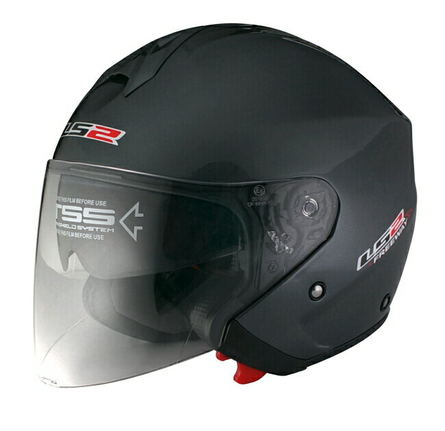 MHR エムエイチアール ジェットヘルメット LS2 FREEWAY ヘルメット サイズ:XL (61-62cm)