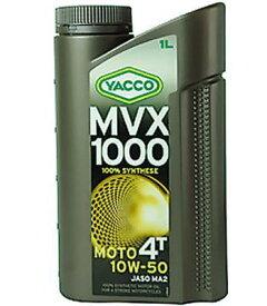 YACCO ヤッコ MVX 1000 MOTO 4T 10W-50 [1L]