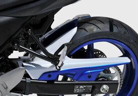 BODY STYLE ボディースタイル リアフェンダー スポーツライン リアハガー【Sportsline rear hugger】 カラー:ホワイト/ブルー SV 650