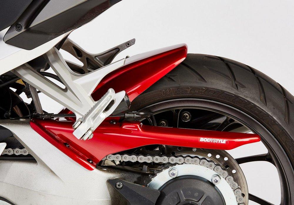 BODY STYLE ボディースタイル リアフェンダー スポーツライン リアハガー【Sportsline rear hugger】 VFR800X Crossrunner