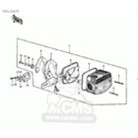 CMS シーエムエス テールランプケース (Tail Lamp Case) KZ900