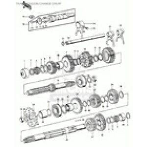 CMS シーエムエス その他エンジンパーツ ボールベアリング、5305nsh2 (Ball Bearing,5305nsh2) Z1