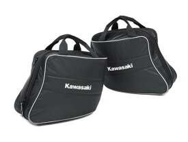 US KAWASAKI 北米カワサキ純正アクセサリー サドルバッグ・サイドバッグ 28L サドルバッグ インナーバッグ左右セット (KQR(TM) 28リッター ハードタイプサドルバッグ用)