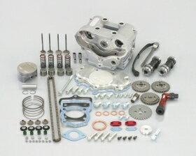 キタコ KITACO ボアアップキット・シリンダー バージョンアップキット (SE145cc→DOHC145cc) CRF100F XR100R(競技用) XR100モタード エイプ100 エイプ100 タイプD