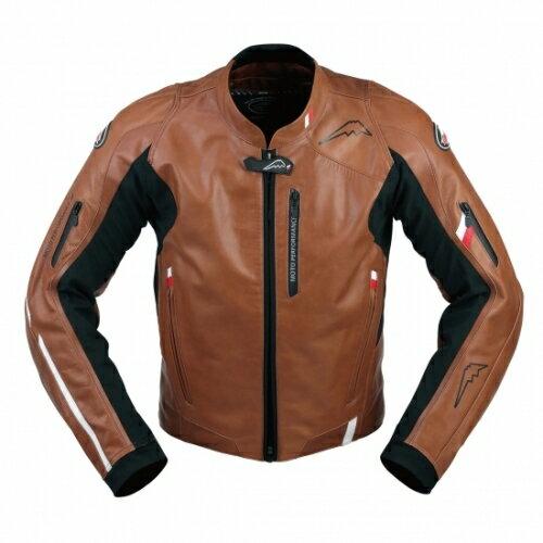 KUSHITANI クシタニ レザージャケット クロームジャケット サイズ:XL