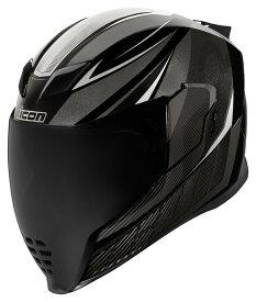 ICON アイコン フルフェイスヘルメット HELMET AIRFLITE QB1 [エアフライト ヘルメット] サイズ:MD(57-58cm)