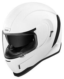 ICON アイコン フルフェイスヘルメット HELMET AIRFORM GLOSS [エアフォーム ヘルメット] サイズ:3X(65-66cm)