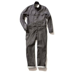 KADOYA カドヤ メカニックウェア・ワークスーツ・作業着 CORSA DENIM SUIT スーツ 【K'S PRODUCT】 サイズ:M
