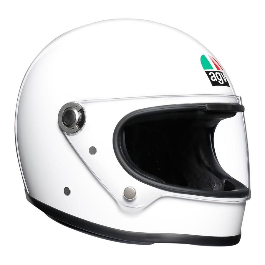 AGV エージーブイ フルフェイスヘルメット X3000 レジェンズ ヘルメット (LEGENDS JIST SOLID) サイズ:L(59cm)