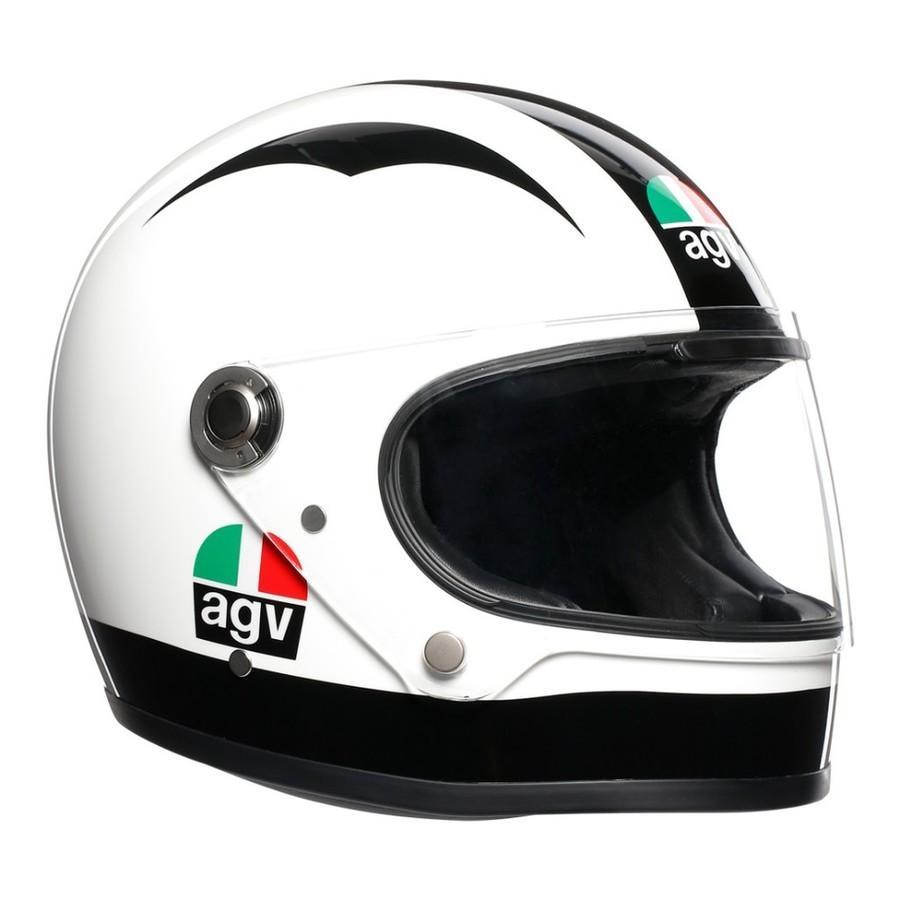 AGV エージーブイ フルフェイスヘルメット X3000 レジェンズ ヘルメット (LEGENDS JIST REPLICA) サイズ:S(55-56cm)