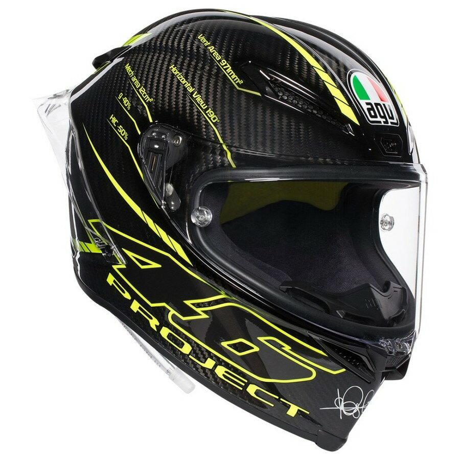 AGV エージーブイ フルフェイスヘルメット ピスタ GP R ヘルメット(PISTA GP R TOP) サイズ:L(59-60cm)